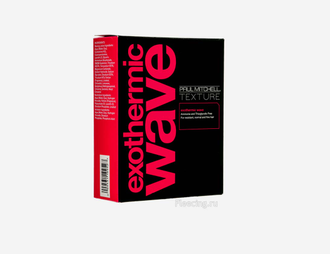 Exothermic WAVE Paul Mitchell