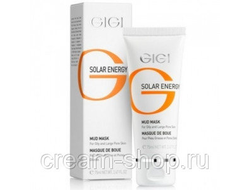 GIGI Solar Energy: Маска грязевая (SE Mud mask for oil skin) 75 мл
