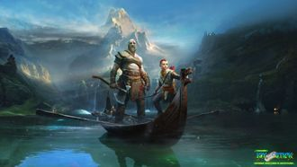 God of War 4 (ReSale)[PS4, русская версия]