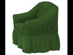 Чехол Стандарт на кресло, цвет Зеленый