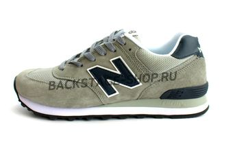 Кроссовки New Balance 574 Gray/Black