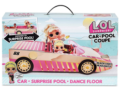 MGA Entertainment L.O.L. Surprise Car Pool Coupe Кабриолет, 565222