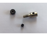3mm lock-screw pushrod connectors
