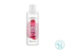 Тонер для лица Secret Skin Damask Rose Toner с розовой водой