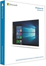 Microsoft Windows 10 HOME ESD ( электронная лицензия,  KW9-00265 )