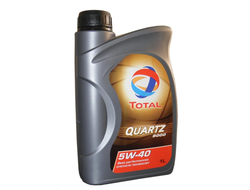 Масло TOTAL Quartz 9000 SAE5W40 мот.синт. 1л, кат.№ 74153