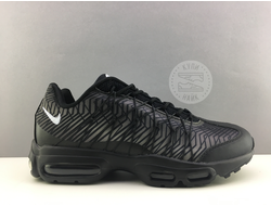 Nike Air Max 95 Black Grey мужские (41-45) Арт. 110FA