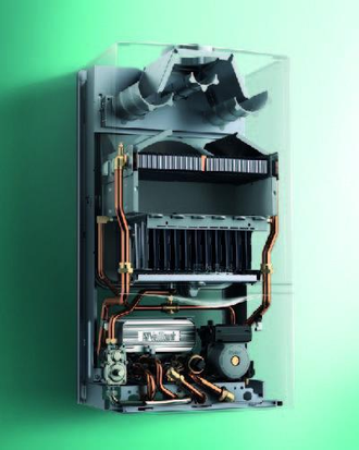 Vaillant turboTEC plus VUW 242/5-5 (Н RU/VE)
