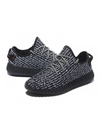 Adidas Yeezy Boost 350 Black-White