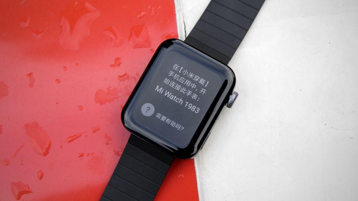 Обзор: Xiaomi Mi Watch
