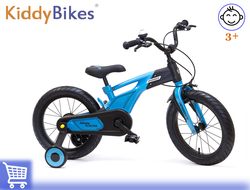 Велосипед HOGGER 16 Blue Kiddy-bikes