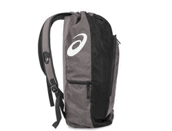 купить Рюкзак Asics Gear Bag V2.0 Grey/Black ZR3427-9490 в черно-сером цвете для тренировок