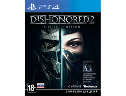 Купить PS4 Dishonored 2 (б/у)