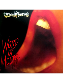 VICIOUS RUMORS - Word Of Mouth LP Deluxe