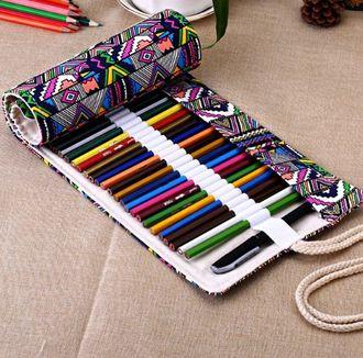 разноцветные карандаши для рисования