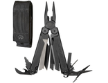Leatherman Wave Black с чехлом Molle