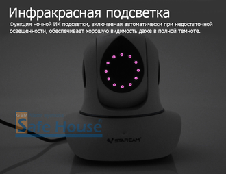Поворотная Wi-Fi IP-камера Starcam GS-T83-I (Photo-08)_gsmohrana.com.ua