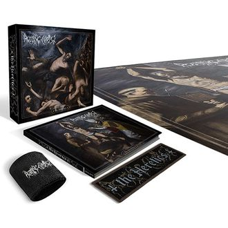 ROTTING CHRIST - THE HERETICS CD BOX