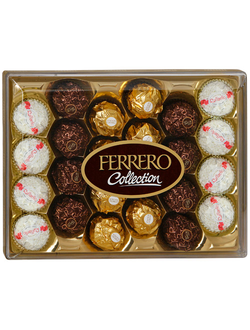 """Ferrero Collection"""
