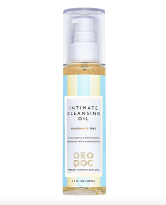 Deo Doc Intimate Cleansing Oil - Масло для интимной гигиены