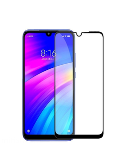 Стекло защитное 3D Full Glue Xiaomi Redmi Mi 9 SE