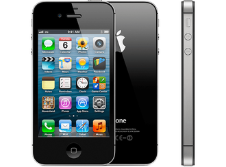 Купить iPhone 4S 16Gb Black в СПб