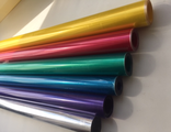 Color mylar for models 0.025 mm