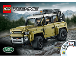 Land Rover Defender, n/a (42110-1)