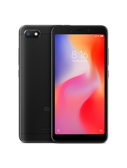 Xiaomi Redmi 6A 16 gb черный