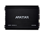 AVATAR ABR-240.4 black