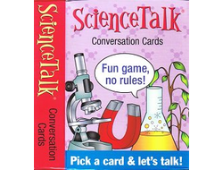 Science Talk Conversation cards