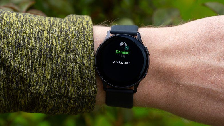 Обзор: Samsung Galaxy Watch Active 2