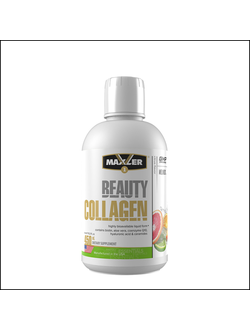 Коллаген maxler beauty collagen 450ml