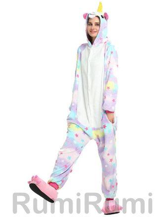 Пижама кигуруми Единорог Звездный купить по цене 2090 рублей 4581678c20a69