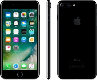 Apple iPhone 7 Plus - Black Onyx