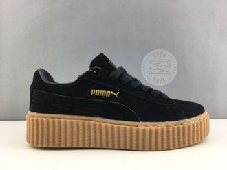 Puma Creeper by Rihanna черные (37-41) Арт. 002МF