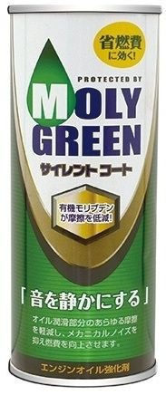 MOLY Green Silent 0,22 мл.