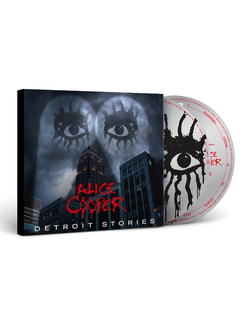 ALICE COOPER - Detroit Stories CD+DVD
