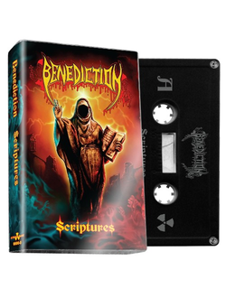 BENEDICTION - Scriptures Cassette Black