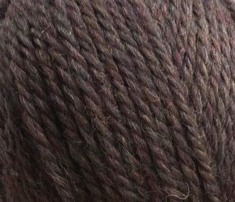 Fibranatura Renew Wool 108 шоколад