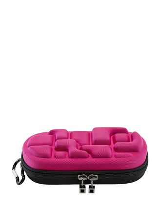 Пенал MadPax LedLox Pencil Case Pink Wink розовый