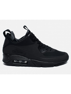 NIKE AIR MAX 90 SNEAKERBOOT  Black/Черные Унисекс (36-45)