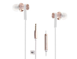 Наушники Xiaomi Mi In-Ear Headphones Pro Hybrid Gold