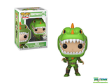 Фигурка Funko POP! Vinyl: Fortnite S1: Rex