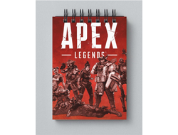 Блокноты APEX LEGENDS,АПЕКС ЛЕГЕНДС