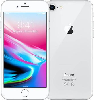 Apple iPhone 8 64Gb Silver (rfb)