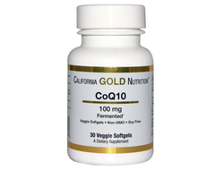 California Gold Nutrition CoQ10