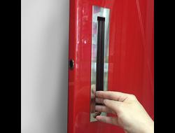 ручки и замки для раздвижных дверей