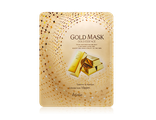 Золотая маска для лица Gold Essence Mask Colloidal Gold 10ppm (Esfolio) 25 мл