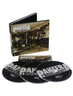 Pantera - Cowboys From Hell 3-CD DIGI DELUXE